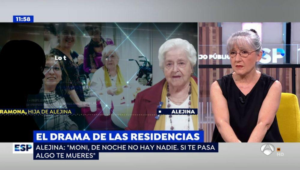 Crisis residencias