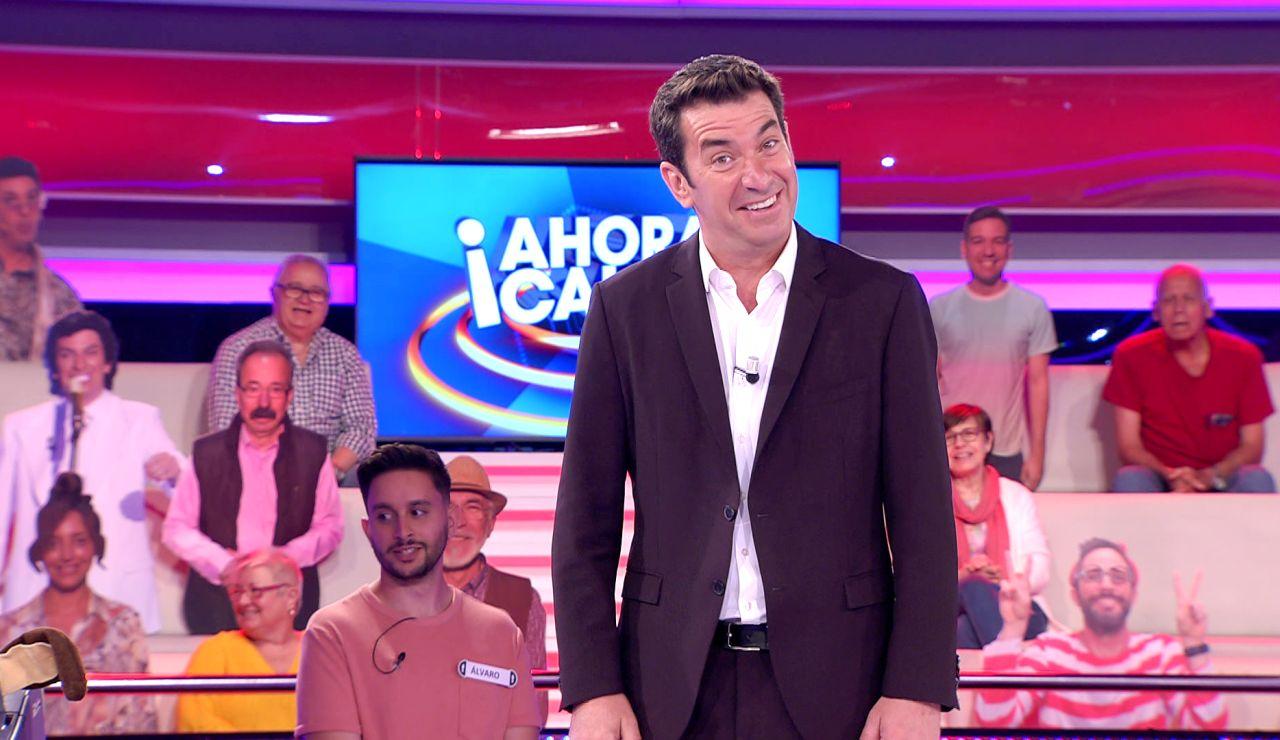 La ronda de chistes de fruteros de Arturo Valls en '¡Ahora caigo!' que hará que te partas de risa