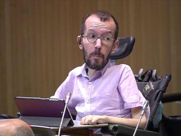 Podemos votará a favor de la derogación total de la reforma laboral que no quiere el PSOE