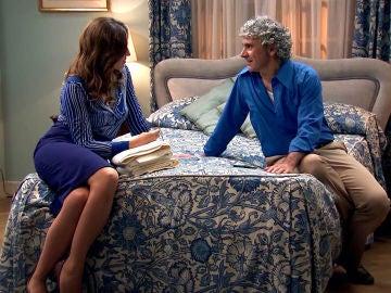 Irene y Lorenzo pasan la noche juntos en la suite de 'La Estrella'