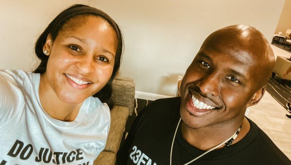 La mejor victoria de Maya Moore, la leyenda que dejó el baloncesto para sacar a un hombre inocente de la cárcel