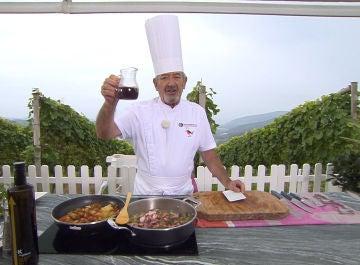 Los ingredientes secretos de Karlos Arguiñano para bordar el frito de pulpo