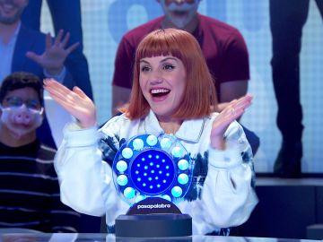 """'Vicky Cristina Barcelona' le da a Angy la respuesta perfecta: """"¡Me vengo arriba!"""""""