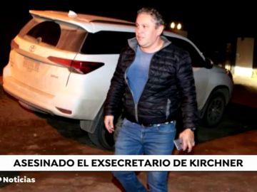 Asesinan al exsecretario de Cristina Fernández de Kirchner, vicepresidenta de Argentina