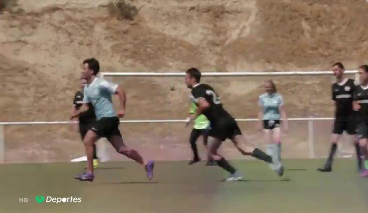GMadrid, el primer equipo de balonmano LGTBI federado en España
