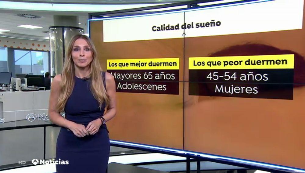 La crisis, el confinamiento y el calor acentúan los problemas de los españoles para dormir