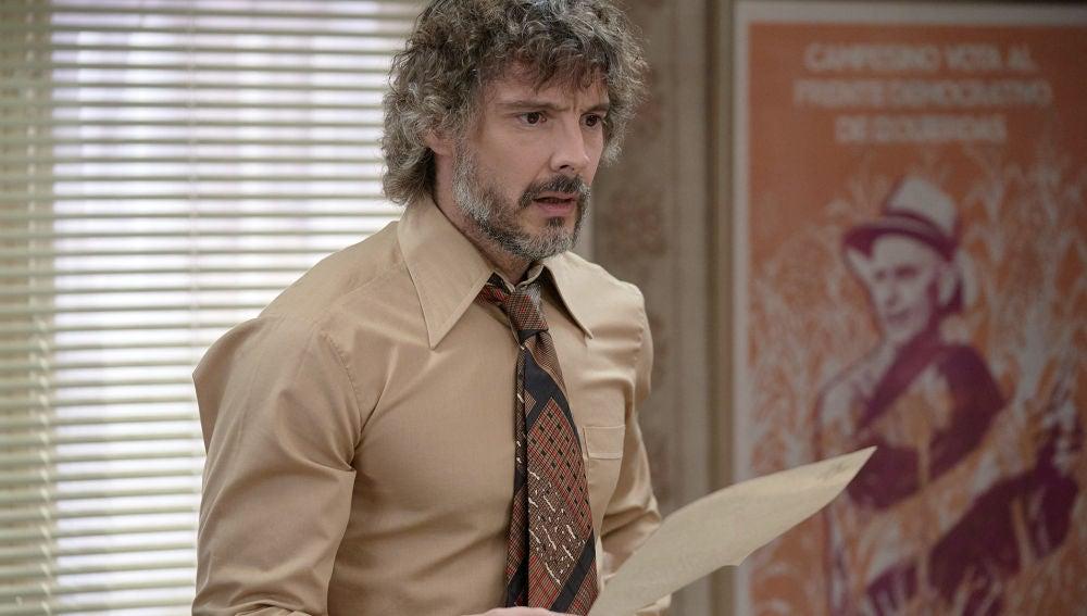 La inesperada reacción de Guillermo al conocer el secreto de Cristina