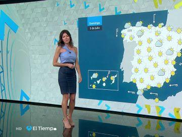 Tu Tiempo (04-07-20) El termómetro vuelve a escalar hasta valores superiores a los 40 grados