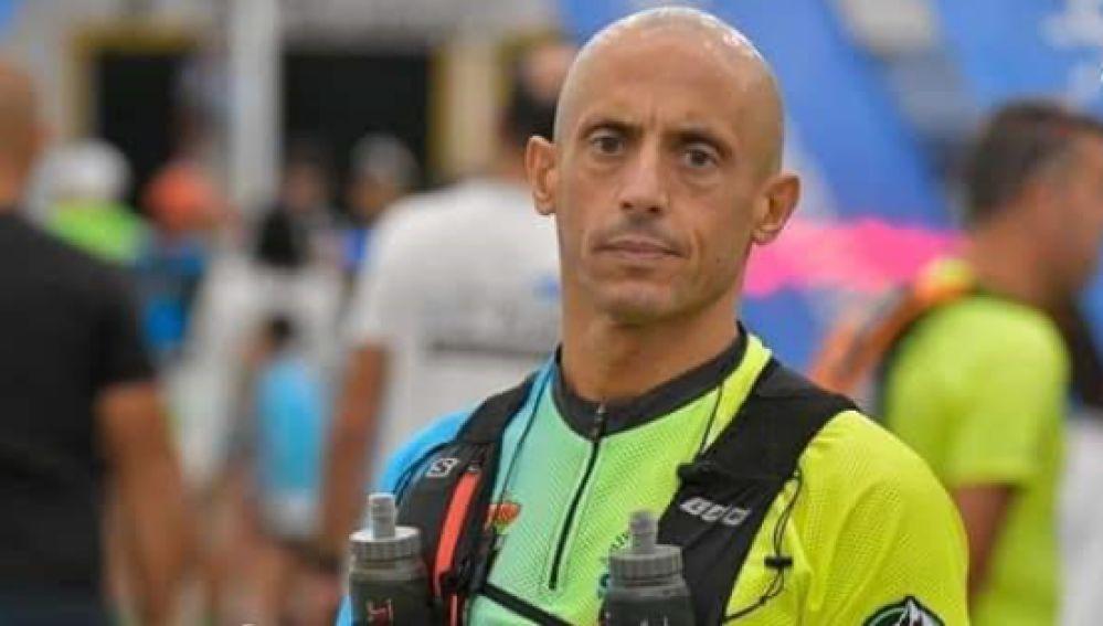El ciclista Mario Zumaquero