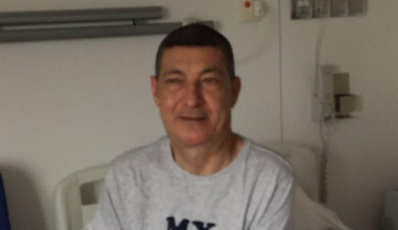 Eduardo Chozas desvela que lucha contra el cáncer