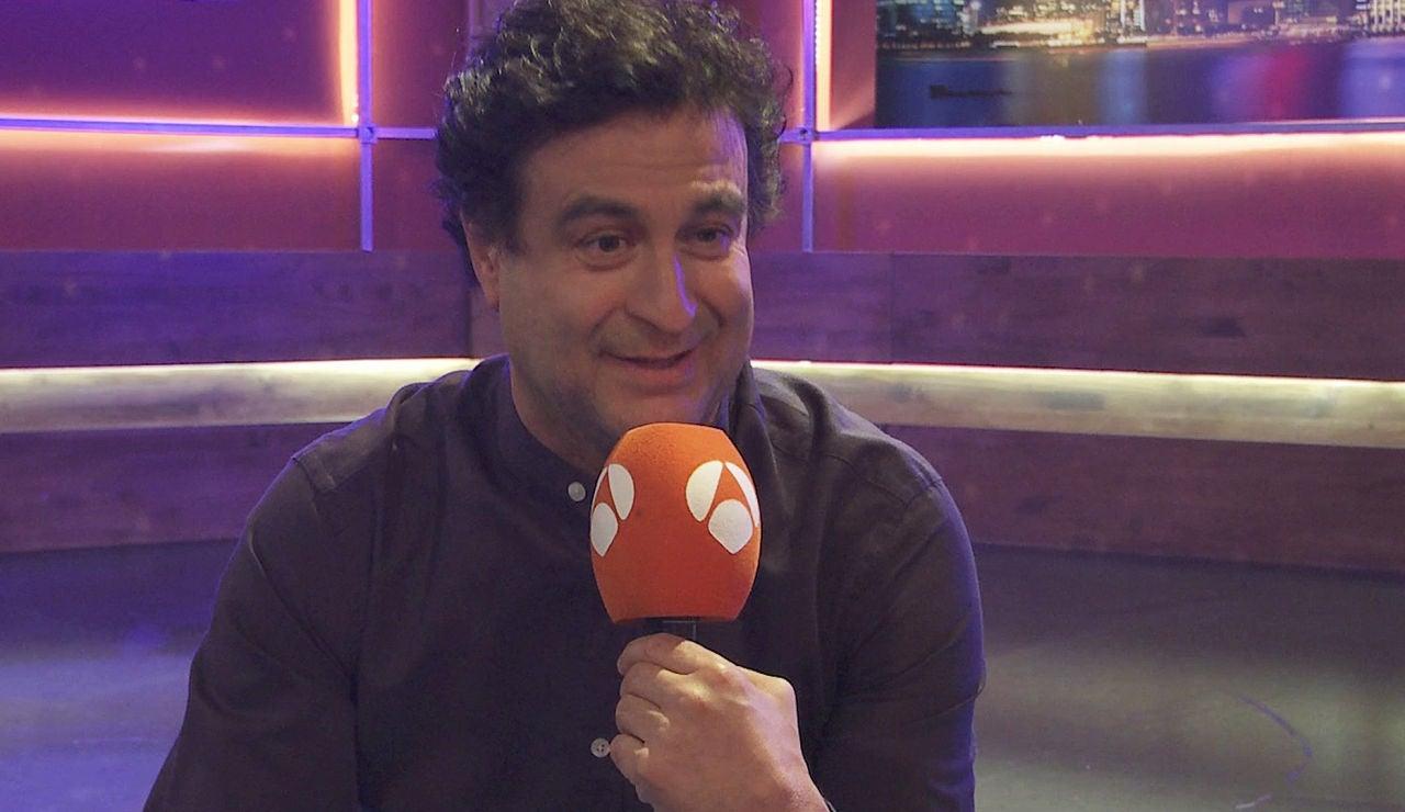 """Pepe Rodríguez se pone a prueba en 'Improvisando': """"Lo mismo tengo un límite insospechado"""""""