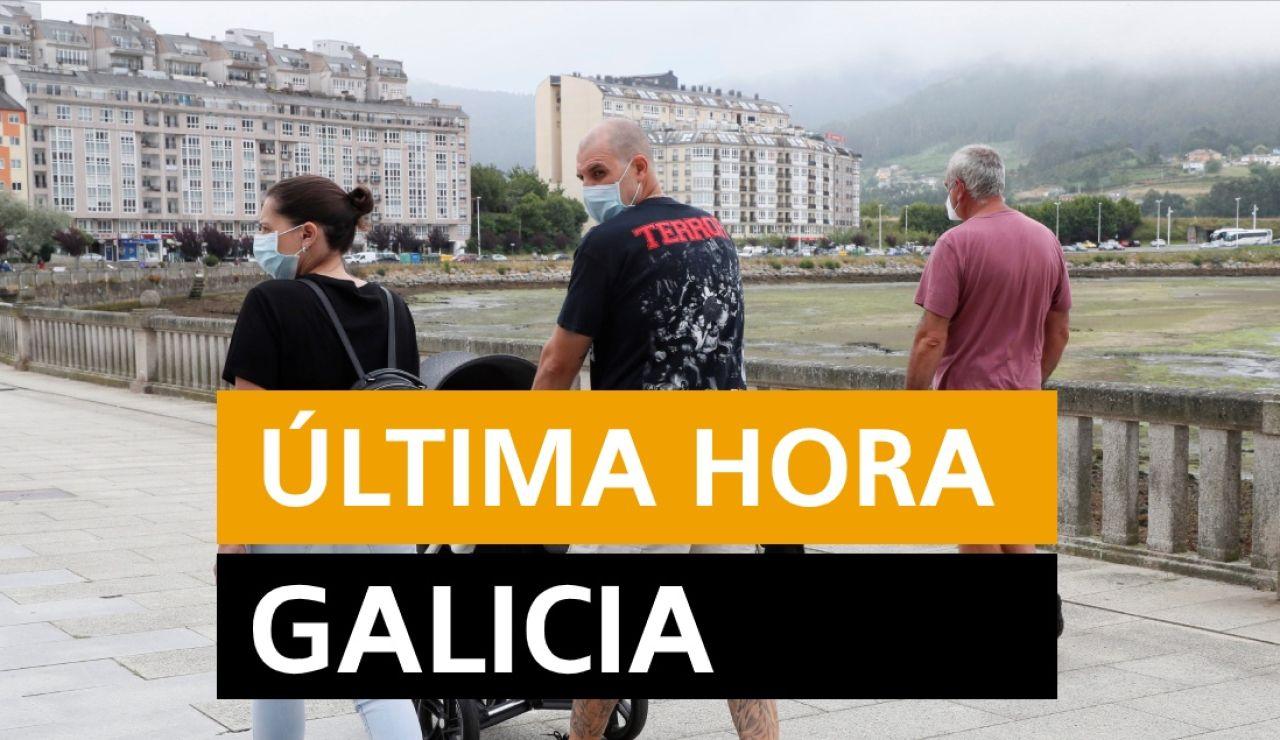Galicia: Rebrotes de coronavirus, elecciones gallegas y noticias de hoy lunes 6 de junio, en directo | Última hora Galicia
