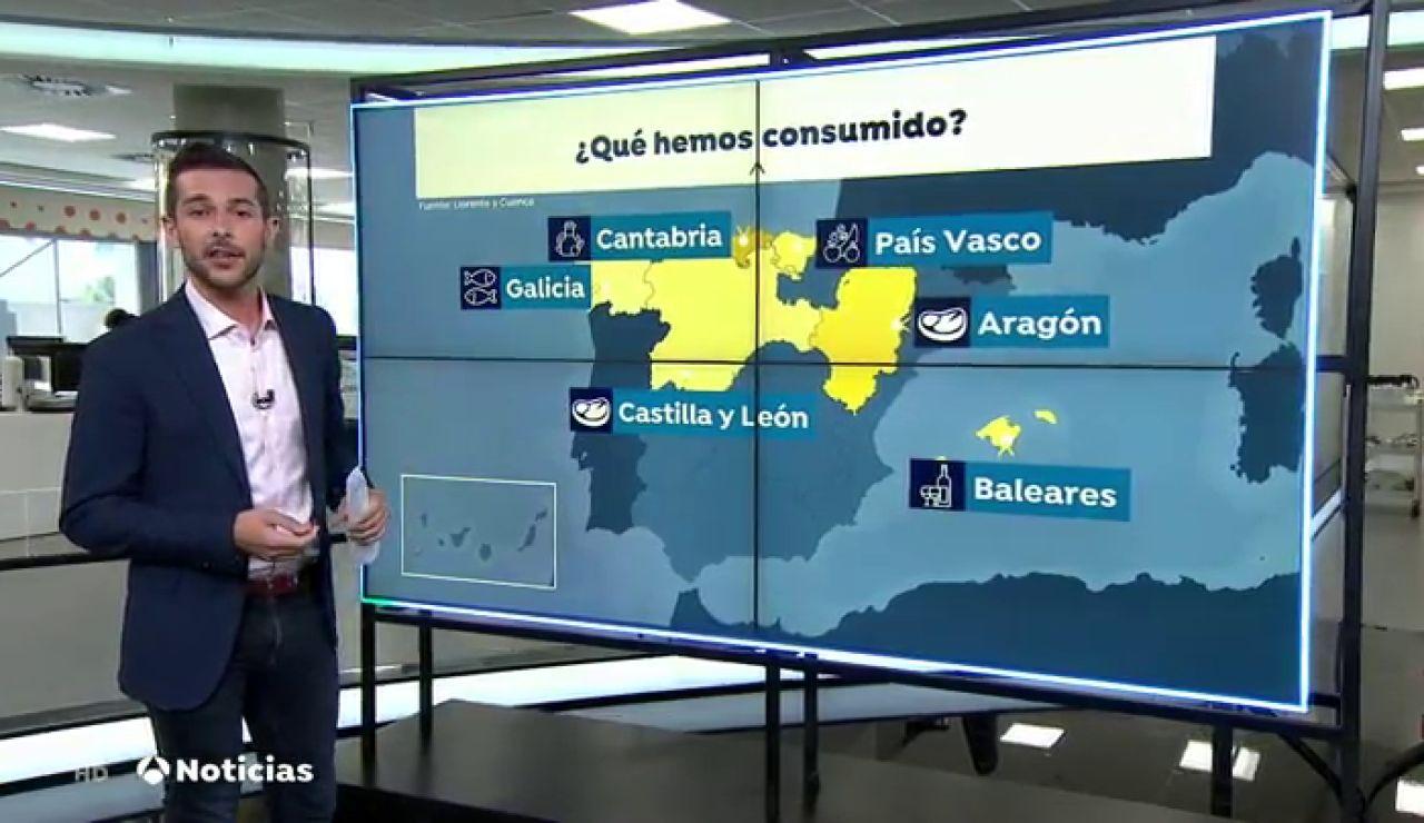 La cadena de alimentación española ha sido una de las mejores del mundo durante el estado de alarma