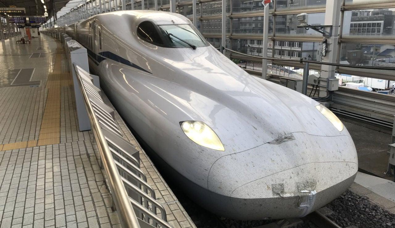 Así es el nuevo tren bala japonés alcanza 360 km/h, se inspira en coches eléctricos y funciona incluso con terremotos
