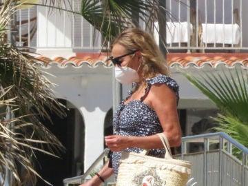 Ana Obregón en Mallorca