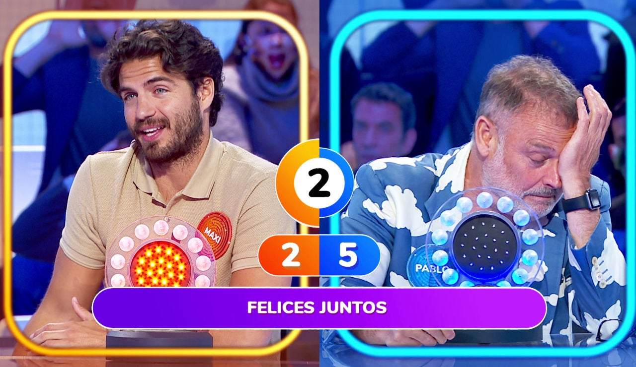 Maxi Iglesias gana en 'La Pista' gracias a su buen dominio del inglés