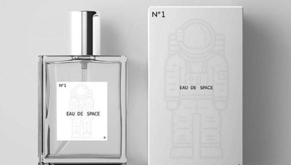 La NASA lanza el primer perfume con olor al espacio
