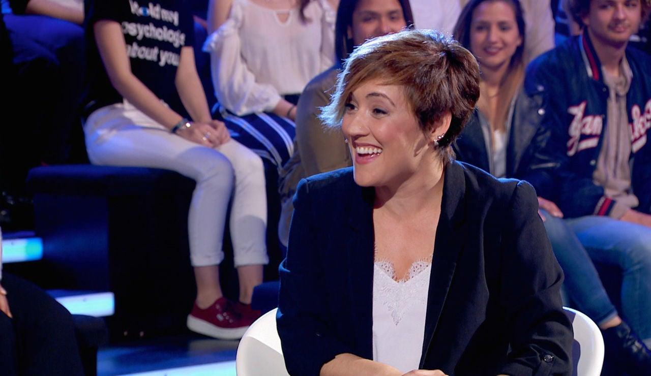 Cristina Pardo confiesa el problema por el que le han llamado la atención sus jefes