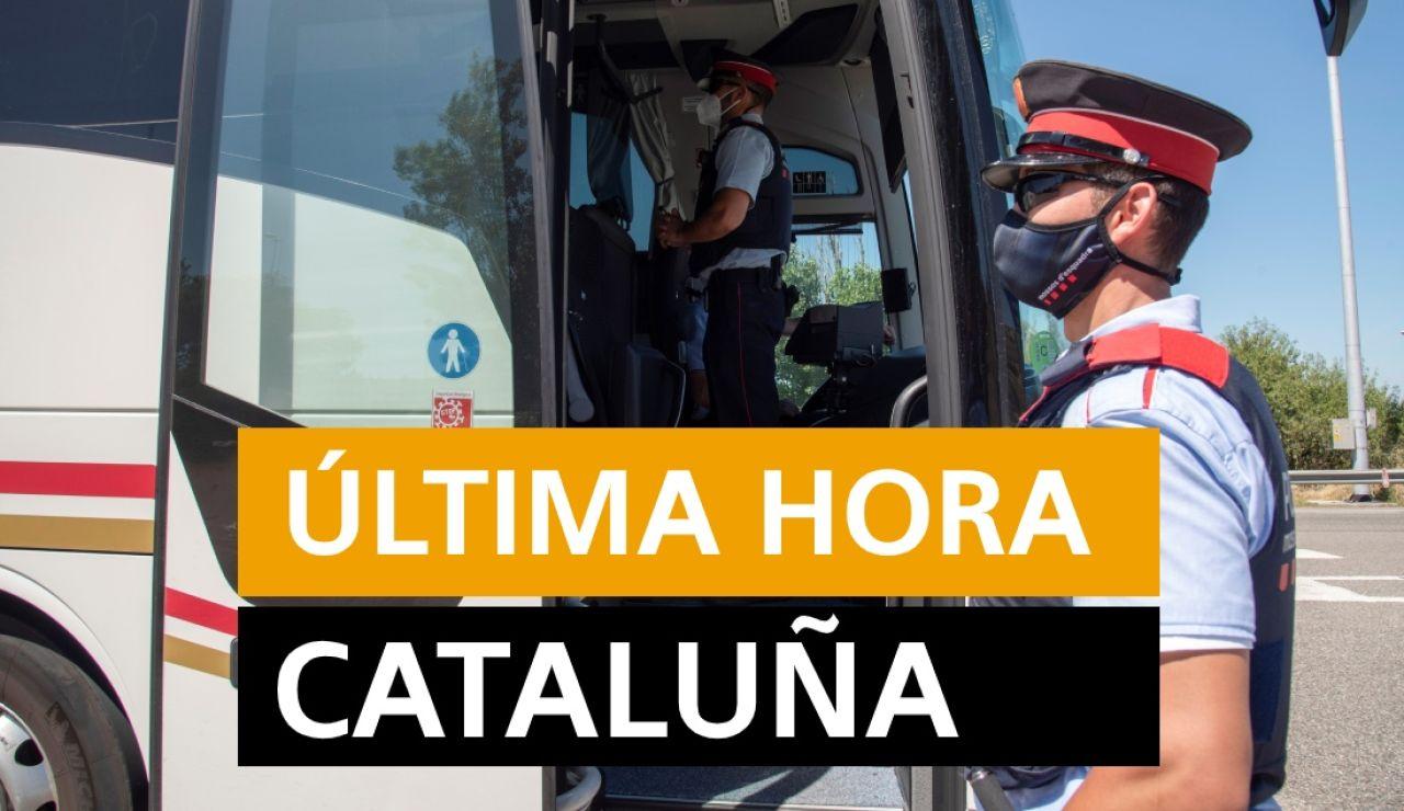 Cataluña: Rebrotes de coronavirus, datos y noticias de hoy lunes 6 de junio, en directo | Última hora Cataluña