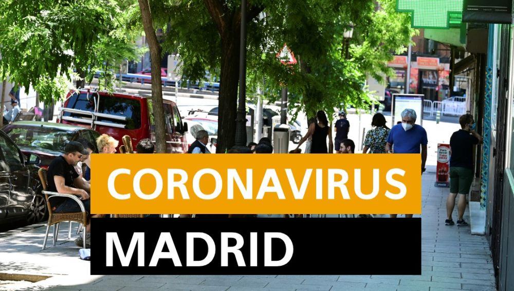 Madrid: Rebrotes de coronavirus, datos y noticias de hoy lunes 6 de junio, en directo | Última hora Madrid