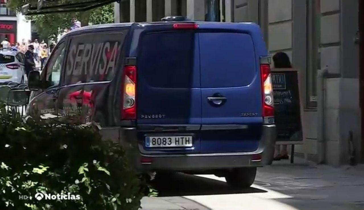 La mujer que mató a su hijo de 5 años en un hostal de Madrid perdió la custodia del menor hace dos semanas