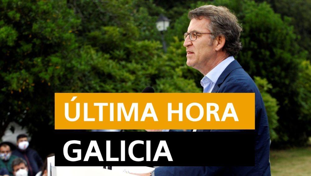 Galicia: Rebrotes de coronavirus, datos, elecciones gallegas y noticias de hoy martes 7 de junio, en directo   Última hora Galicia
