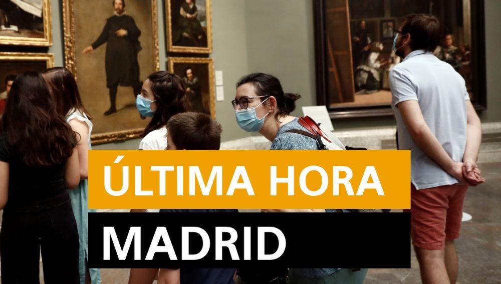 Madrid: Rebrotes de coronavirus, datos y noticias de hoy martes 7 de junio, en directo | Última hora Madrid