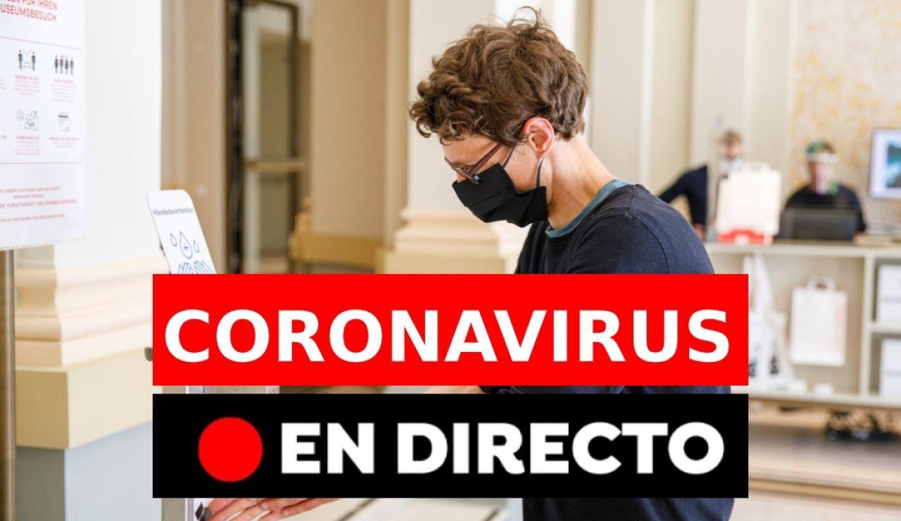Coronavirus España hoy: Noticias, casos, ultima hora y rebrotes hoy martes 7 de julio, en directo