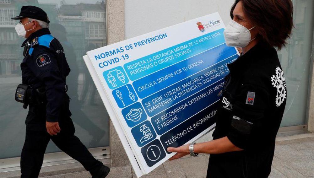 Sólo La Rioja se libra de los rebrotes de coronavirus