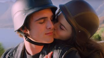 Jacob Elordi y Joey King en 'Mi primer beso 2'