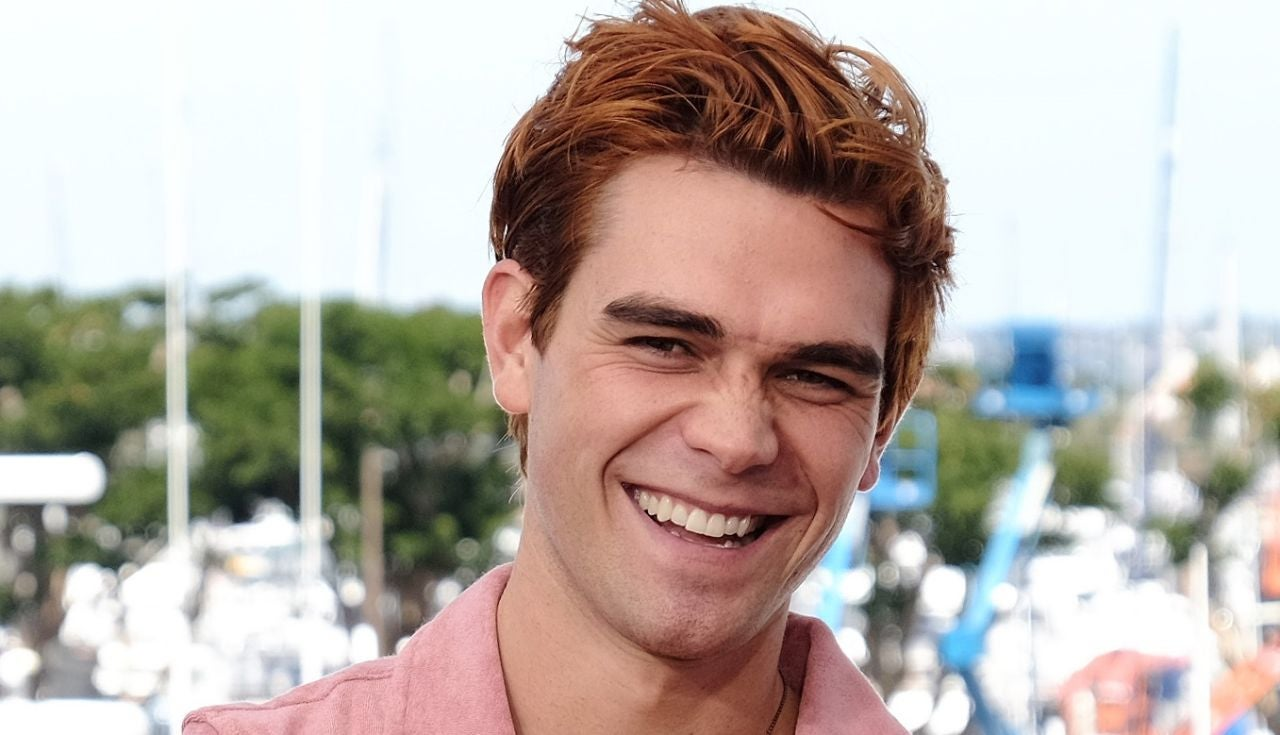 KJ Apa, actor de 'Riverdale'
