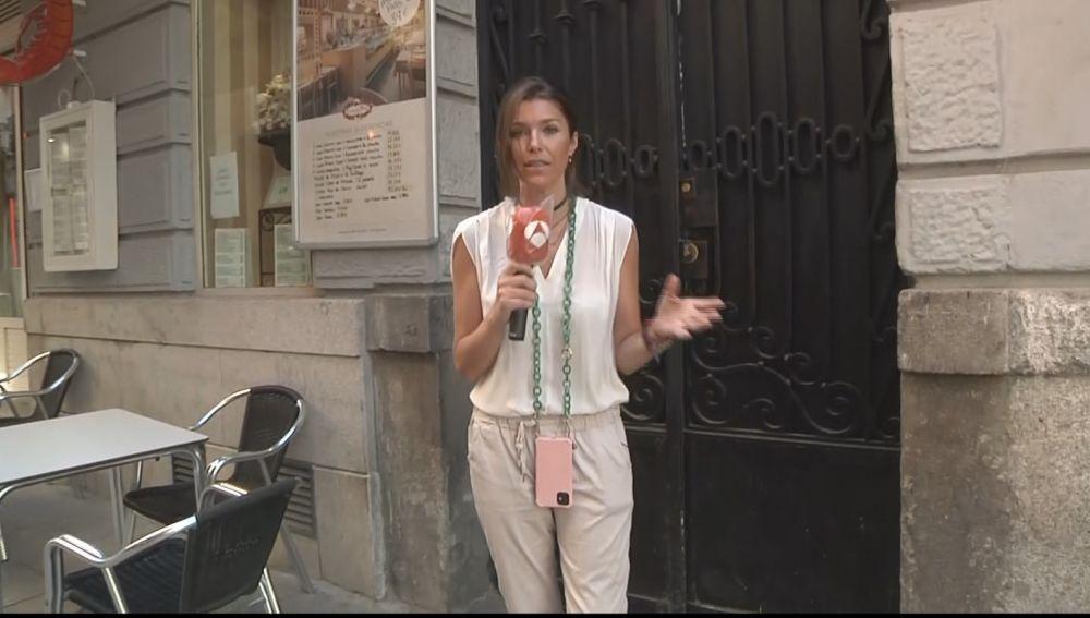 Parricidio en Madrid