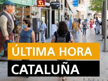 Cataluña: Rebrotes de coronavirus, datos y noticias de hoy martes 7 de junio, en directo | Última hora Cataluña
