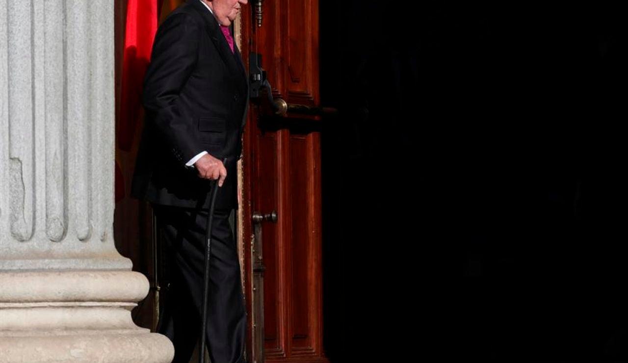 Unos documentos comprometen al Rey Juan Carlos