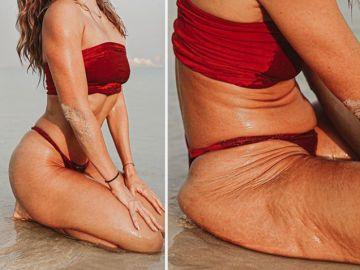 La modelo Danae Mercer desvela los trucos de las 'influencers' para que sus fotos sean perfectas en Instagram