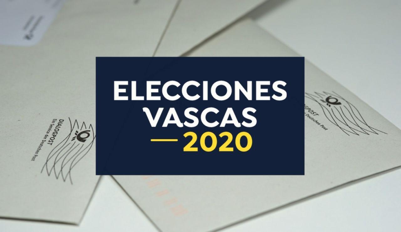 No me ha llegado el voto por correo para las elecciones vascas 2020: ¿Qué puedo hacer?