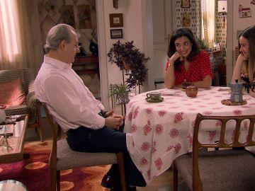 Luisita y Amelia se comprometen a una dolorosa renuncia a cambio de ser madres