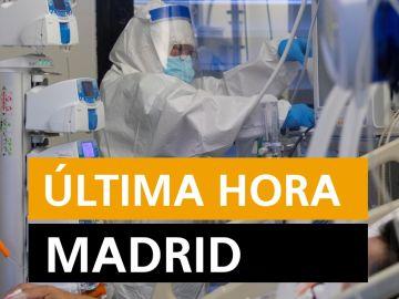 Madrid: Rebrotes de coronavirus, datos y noticias de hoy miércoles 8 de julio, en directo | Última hora Madrid