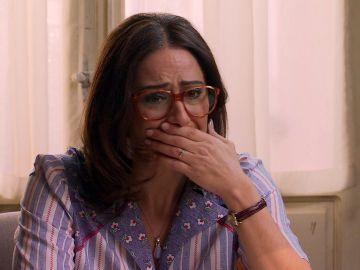 Cristina descubre que llega tarde para confesarle toda la verdad sobre su embarazo a Guillermo