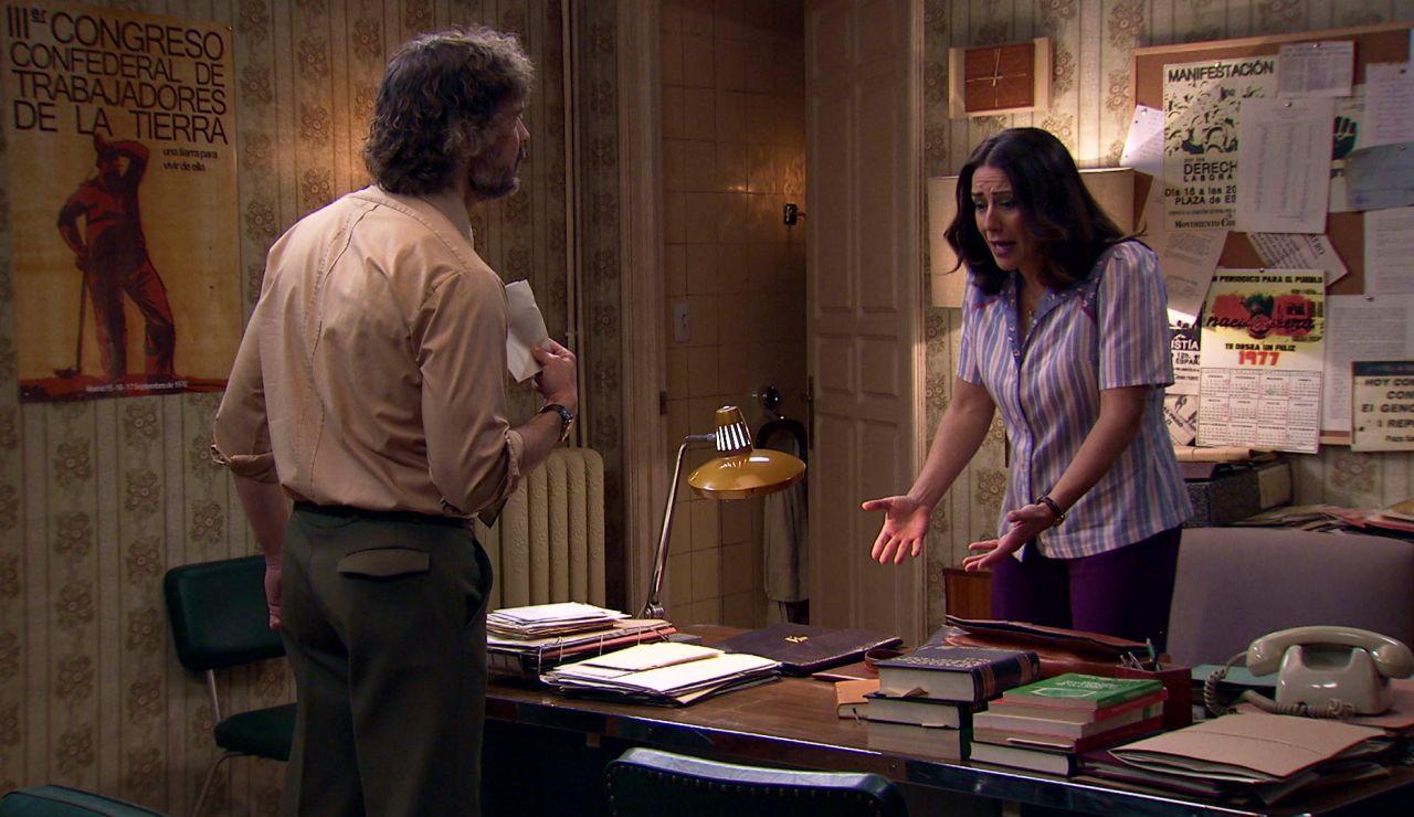 Guillermo, traicionado, a las puertas de dar fin a su relación  con Cristina