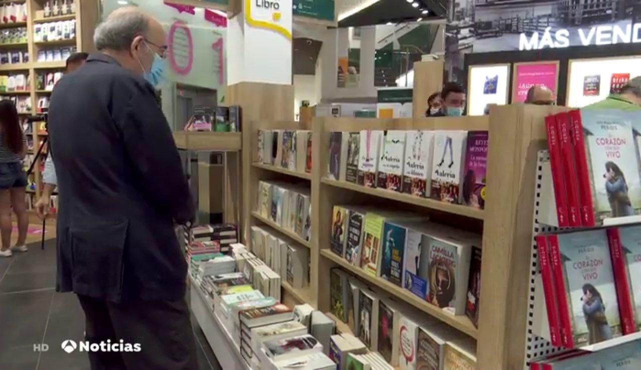 Se celebra el Día del Libro virtual