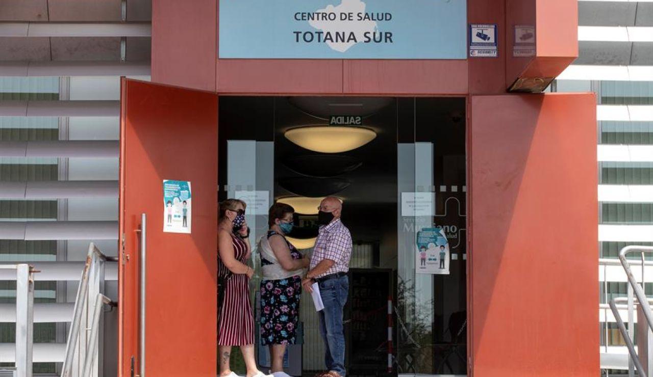 Centro de salud en Totana, Murcia