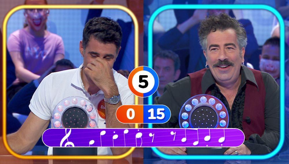 David Amor exige que se le retiren los segundos a Agustín Jiménez tras su 'ridículo' baile