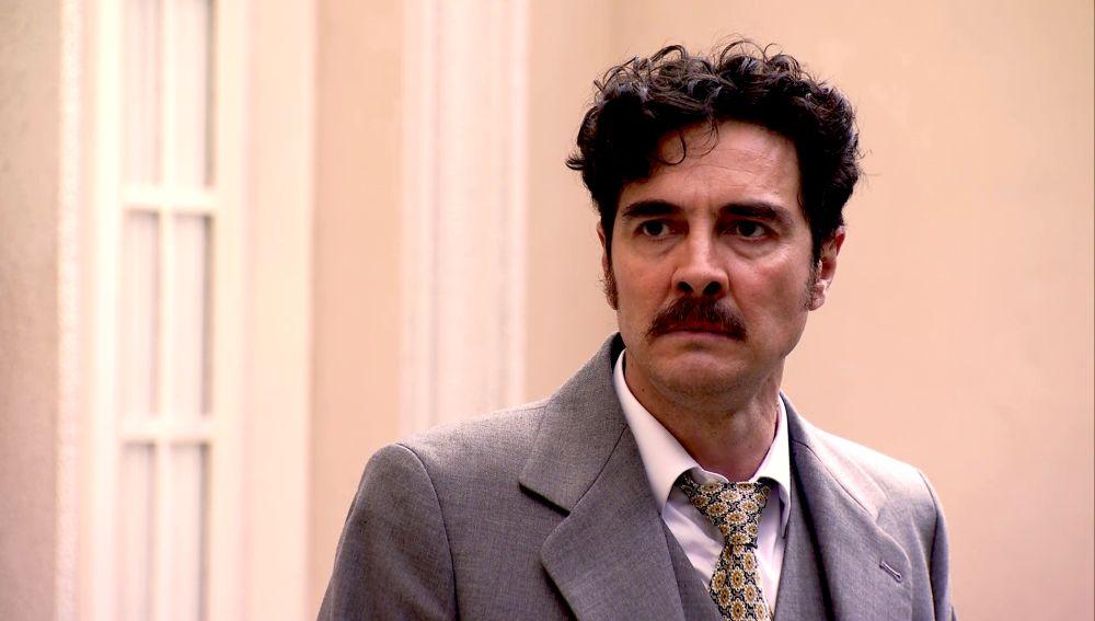 """La fuerte discusión entre Mateo y Armando que los separan aún más: """"Esta familia te has encargado tú solo de destruirla"""""""