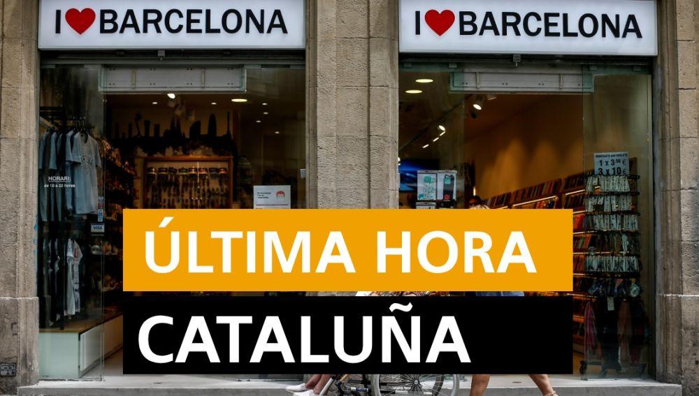 Coronavirus Cataluña: Rebrotes y noticias de hoy, jueves 23 de julio, en directo | Última hora Cataluña