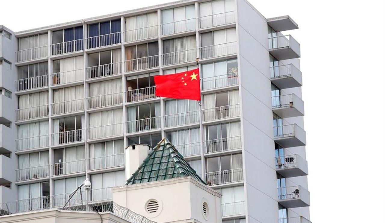 El FBI busca una científica china escondida en el Consulado de San Francisco y la acusa de espionaje