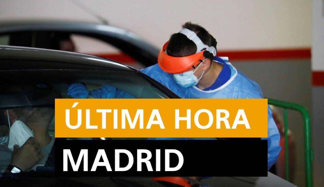 Coronavirus Madrid: Rebrotes y noticias de hoy, jueves 23 de julio, en directo | Última hora Madrid