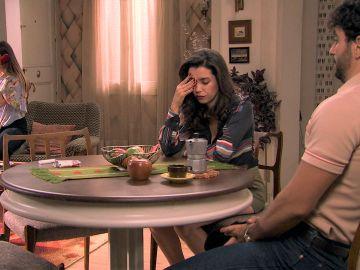 Luisita y Amelia tienen algo importante que contarle a Sebas tras su negativa