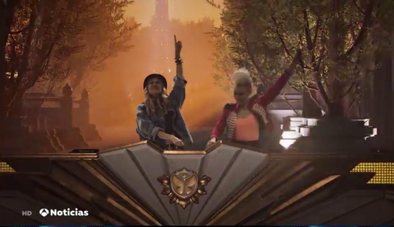 """Katy Perry y David Guetta prometen un Tomorrowland virtual histórico: """"Vamos a crear algo bonito de este caos"""""""
