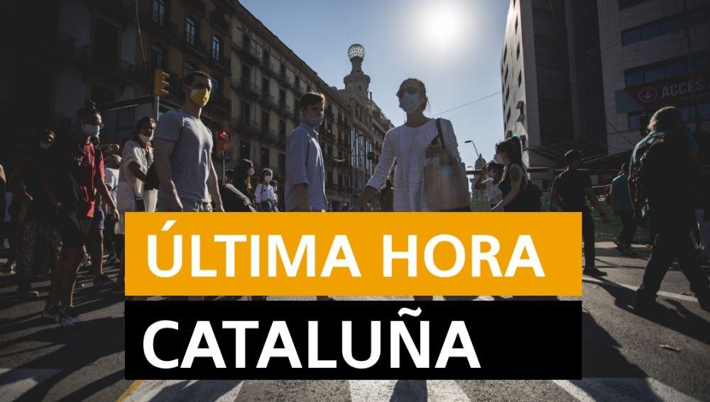 Cataluña hoy: Rebrotes de coronavirus y últimas noticias del viernes 21 de agosto, en directo | Última hora Cataluña